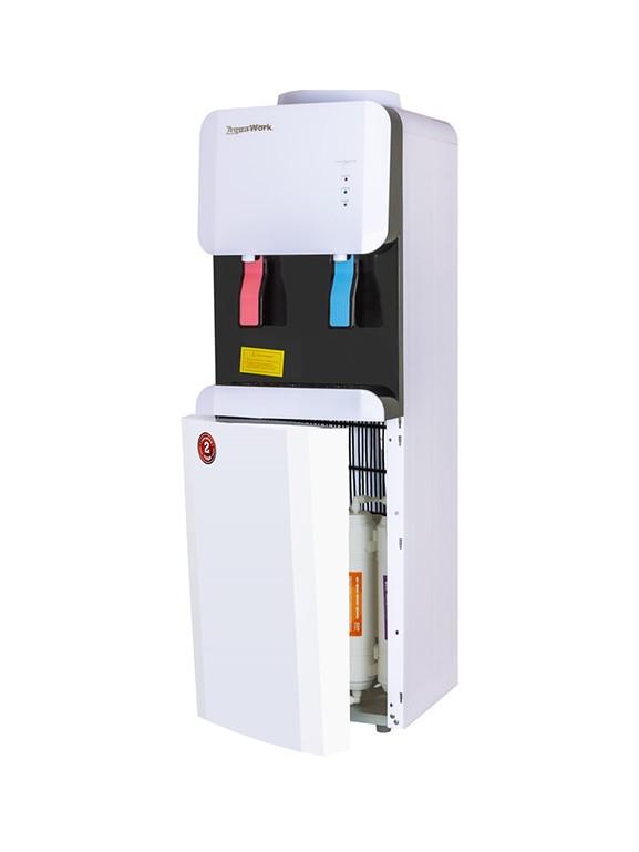 Пурифайер Aqua Work 105-LR/SF+F бело-черный