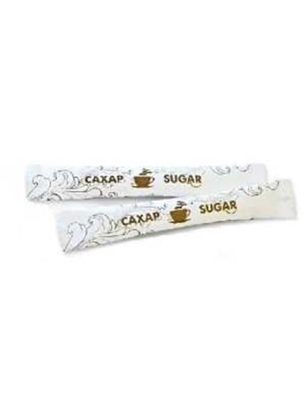 Сахар порционный бум. стик 5 г, 1000 шт/уп