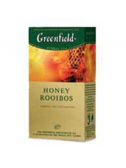 Чай «Гринфилд Хони Ройбос» (мед), 25 пак