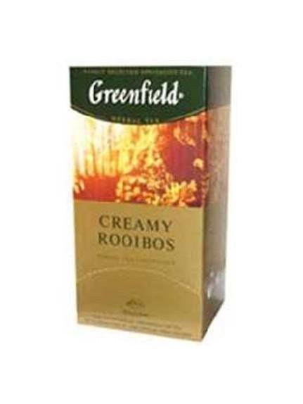 Чай «Гринфилд Креми Ройбос» (апельс и ваниль), 25 пак