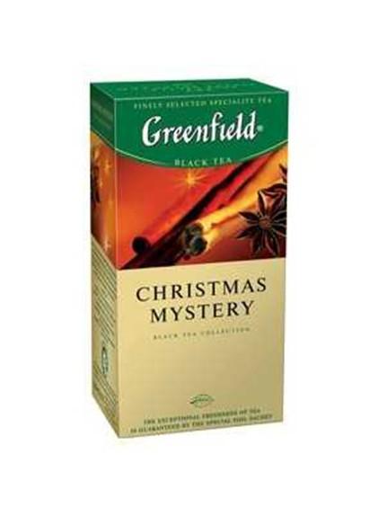 Чай «Гринфилд Кристмас Мистери» (корица) 25 пак